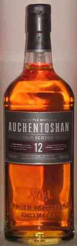 Auchentoshan Lowland Single Malt 12y. 0,7 lt.